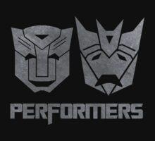 Performers  by Michael Baez