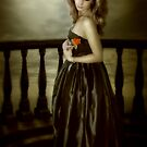 Last Red Rose by Svetlana Sewell