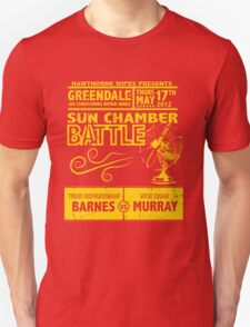 Sun Chamber Battle T-Shirt
