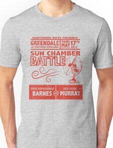 Sun Chamber Battle Unisex T-Shirt