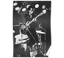 Mick Jones, The Clash #2 Poster
