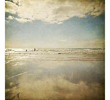 Mirror Sea Photographic Print