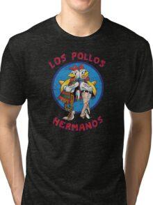 Los Pollos Hermanos Tri-blend T-Shirt