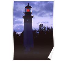 Gray's Harbor Lighthouse - Washington Poster