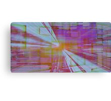 Interchangeable Streaming Canvas Print