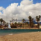 Sailing Back To Havasu by James Eddy