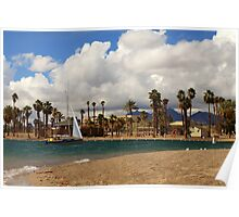 Sailing Back To Havasu Poster