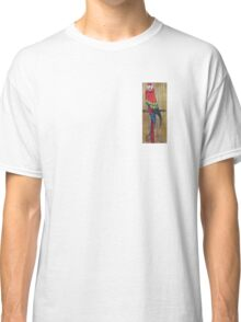 Scarlet Macaw PARROT Classic T-Shirt