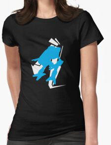 Mad Dog Graphic Tee Womens Fitted T-Shirt