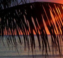 Bali Summer Sunset & Surf Sticker