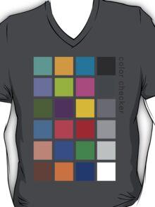 Photographer's Color Checker tee T-Shirt