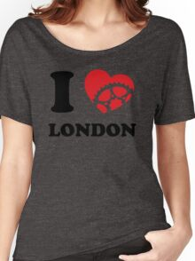 I Ride London Women's Relaxed Fit T-Shirt