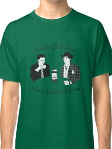 Twin Peaks - Sheriff Harry and Agent Cooper Classic T-Shirt