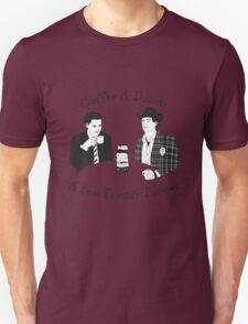 Twin Peaks - Sheriff Harry and Agent Cooper Unisex T-Shirt
