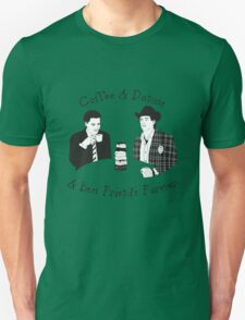 Twin Peaks - Sheriff Harry and Agent Cooper T-Shirt