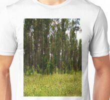 Field of SUNFLOWERS! Unisex T-Shirt