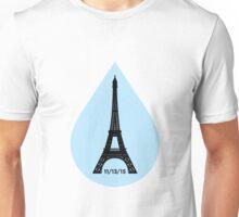 Remembering Paris Unisex T-Shirt