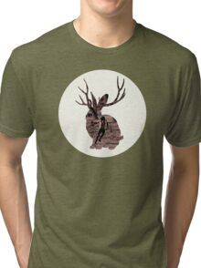 MIIKE SNOW - HAPPY TO YOU Tri-blend T-Shirt