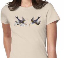 The Winner's Token Womens Fitted T-Shirt