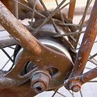 Rusty Bike by KimSha
