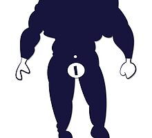 iMan (superhero by day, male stripper by night) by konokopia
