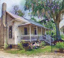 Jo's Cottage by suzannem73