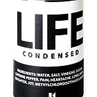 Life Condensed by konokopia