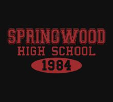 Springwood High School by waywardtees
