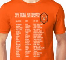 SyFy Original Movie Generator Unisex T-Shirt