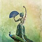 Peacock Dance by Jena DellaGrottaglia