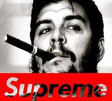 Supreme Guevara by bigseccy