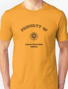 Davion - Kallon Industries Athletic Tee Unisex T-Shirt