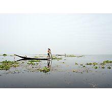 Myanmar Photographic Print