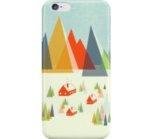 the Foothills iPhone Case/Skin