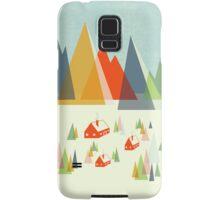 the Foothills Samsung Galaxy Case/Skin