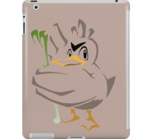 FarFetch'd (Tribal) iPad Case/Skin