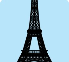 Larmes Pour Paris - Tears for Paris Sticker