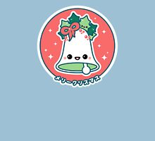 Cute Holiday Bell Womens Fitted T-Shirt