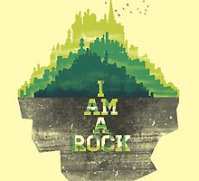 I am a rock by Jenny Tiffany