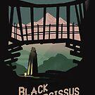 Black Narcissus by Jenny Tiffany