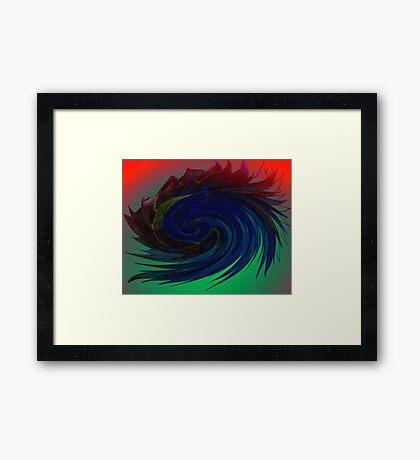 Trendy 4 Framed Print