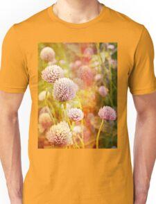 Globe Amaranth Unisex T-Shirt