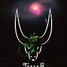Taurus iPhone case design by Dennis Melling