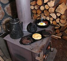 Country Breakfast by Gina J