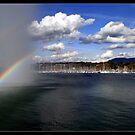 Rainbow Lake by Vivek Bakshi