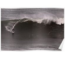 Big Swell at Bells Poster