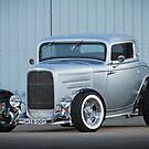 Scott's 1932 Ford Coupe Hot Rod by HoskingInd