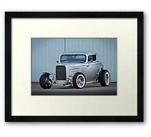 Scott's 1932 Ford Coupe Hot Rod Framed Print