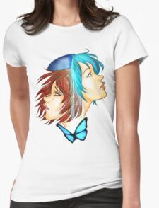 Life is Strange - Never Forget Womens Fitted T-Shirt