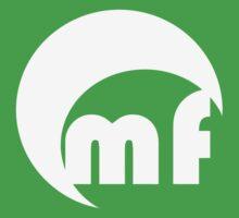 Monkeyfunk Logo - White by jackfords